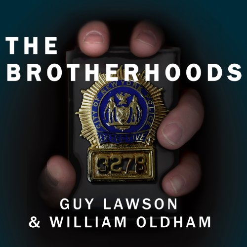 The Brotherhoods audiobook cover art
