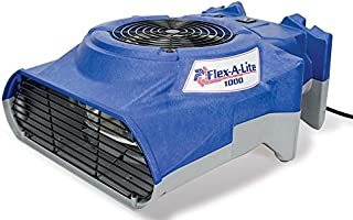 CFM 1000 Low Profile Air Mover & High Velocity Fan
