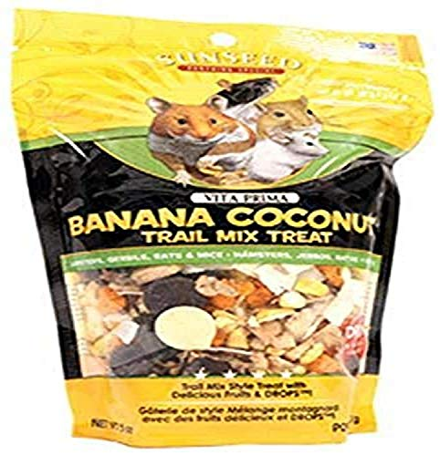 Vita Prima Trail Treat Banana Hamster 5oz