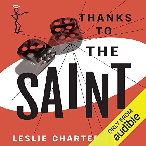 Thanks to the Saint cover art