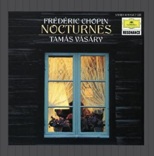 Chopin: Nocturnes by Tamas Vasary