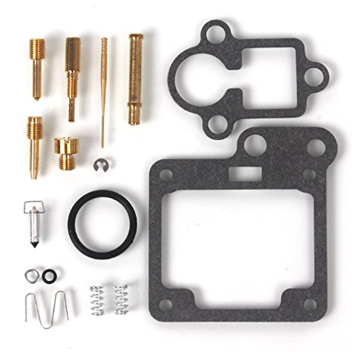 Wingsmoto Carburetor Carb Rebuild Kit Repair Replacement for Raptor 80 YFM80R YFM80 2002-2008