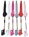 NEW 66cm Flexible Pliable bébé parapluie parasol universel pour...