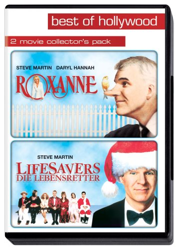 Best of Hollywood - 2 Movie Collector's Pack: Roxanne / Lifesavers - Die Lebensretter [2 DVDs]