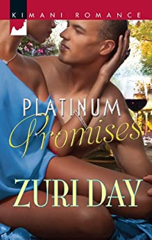 Platinum Promises (The Drakes of California Book 3) by [Zuri Day]