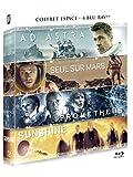 Ad Astra + Seul sur Mars + Prometheus + Sunshine - Coffret 4 films [Francia] [Blu-ray]