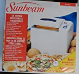 Sunbeam 58 Minute Expressbake Breadmaker
