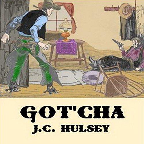 Got'cha audiobook cover art
