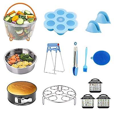 Pressure Cooker Accessories Set,11 Pcs Replacem...