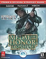 Medal of Honor Frontline - Prima's Official Strategy Guide de Prima Development