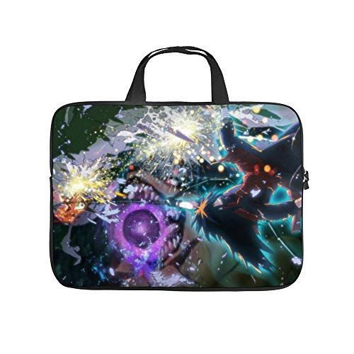 Naruto Laptop Bag,Anime,Naruto Hashirama Vs Madara,Waterproof Laptop Sleeve Case Bag,Handbag,Notebook Computer Backpack,13inch,for iPad,MacBook Pro,MacBook Air,Surface