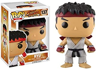 Funko Street Fighter Ryu Pop Games Figura