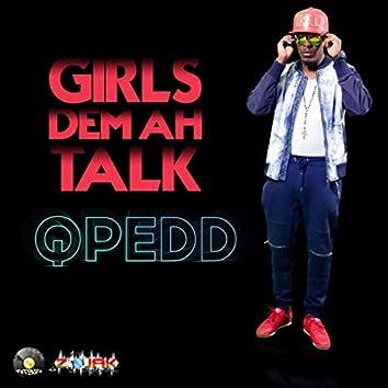 Girls Dem A Talk - Single