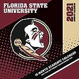 Florida State Seminoles 2021 12x12 Team Wall Calendar