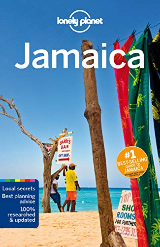 Lonely Planet Jamaica 8 (Country Guide)