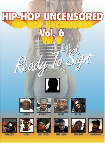 Hip Hop Uncensored 6: Ready to Sign [Reino Unido] [DVD]