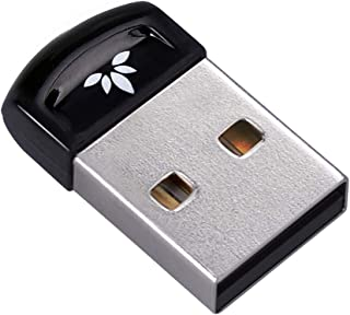 Avantree DG40SA Dedicated Windows 10 Bluetooth USB Adapter, Wireless Dongle for PC Bought with Win 10, Plug & Play, Support Headpones, PS4 Gaming Controllers, Mouse, Keyboard, Printers etc.