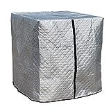 IBC Warm Cove,IBC UV-SchutzhülleVerdickte Isolierung und wasserdicht,IBC-Abdeckung Wassertank-Plane IBC-Container-Abdeckung 1000 L IBC-Tankcontainer-Container-Schutzabdeckung