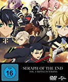 Seraph of the End: Battle in Nagoya Vol. 2 / (Ep. 13-24) Limited Premium Edition [2 DVDs] - Daisuke Tokudo