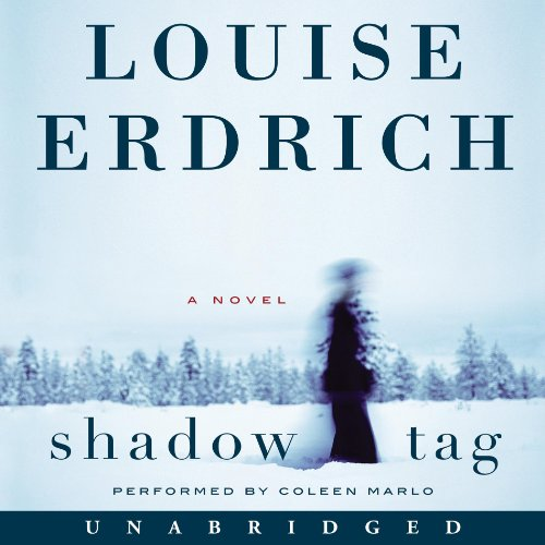 Shadow Tag audiobook cover art