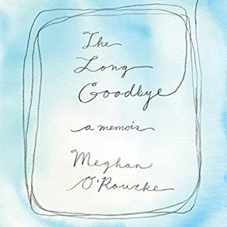 The Long Goodbye audiobook cover art