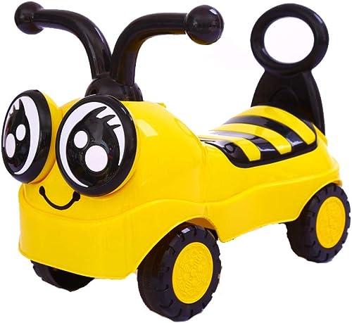 Las ventas en línea ahorran un 70%. Scooter para Niños Coche de cuatro ruedas ruedas ruedas con yo con música Niño de 1-3 años y niña Caminando Niu Niu