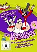 Die Abenteuer Der Kosaken 4 [DVD]