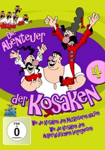Die Abenteuer der Kosaken - Vol. 4