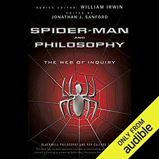 Spider-Man and Philosophy: The Web of Inquiry copertina