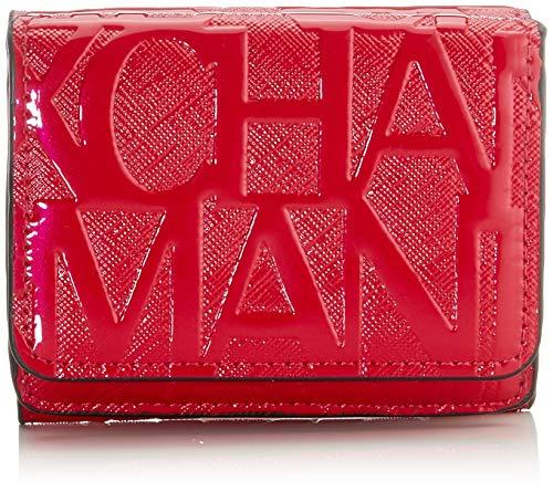 Armani Exchange dames Mini Wallet portemonnee, 4x9x8.5 cm