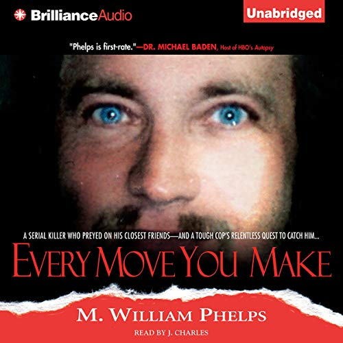 Every Move You Make audiobook cover art