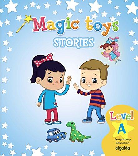 Magic Toys. Level A. Class folder - 9788490672327