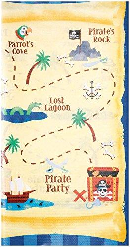 Amscan International Tischdecke Piratenschatz