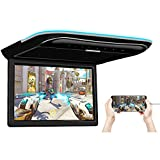 Best Flip Down Dvd Players - XTRONS 11.6 Inch Car Overhead Roof Mounted Monitor Review