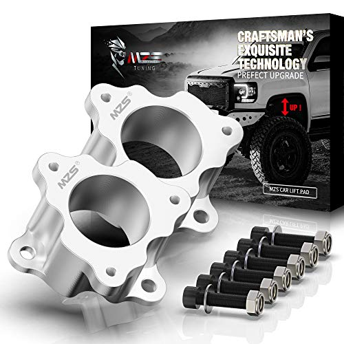 MZS Leveling Lift Kit 3.5' Front Strut Spacers Compatible with 2006-2020 Ram 1500 (4WD Only) Pickup