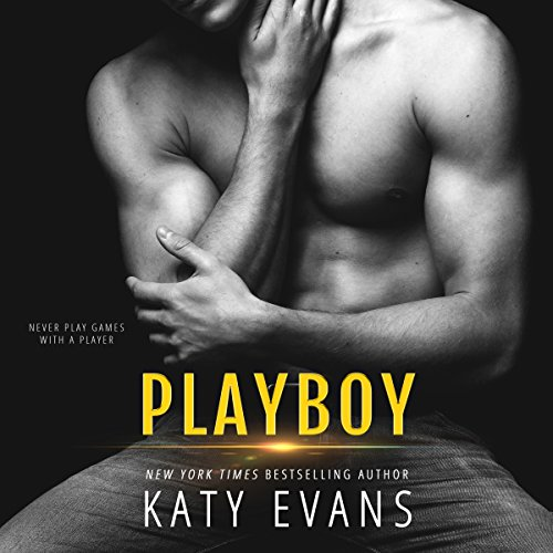 Playboy audiobook cover art