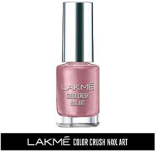 Lakme Color Crush Nailart, M3 Original Nude, 6 ml