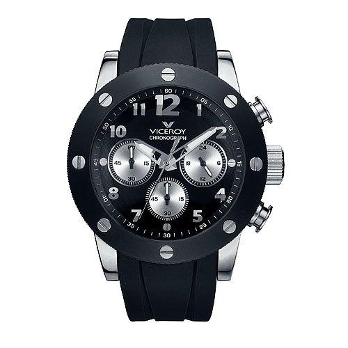 Uhr Viceroy Magnum 47655-55 Unisex Schwarz