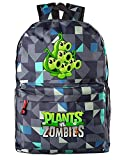 Siawasey Cute Plants Zombie Hot Game Bookbag Backpack School Shoulder Bag(18...