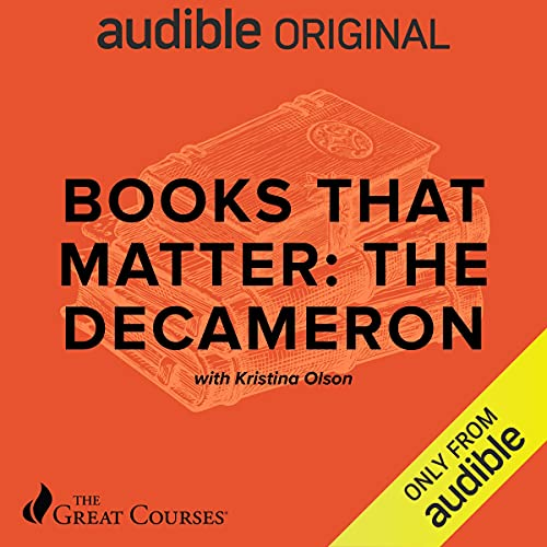 Books that Matter: The Decameron Audiobook By Kristina Olson cover art