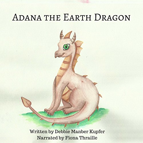 Adana the Earth Dragon audiobook cover art