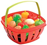 100% Chef - Cesta con frutas y verduras (Écoiffier 966) , Modelos/colores...