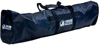 Park & Sun Spiker Sport Steel Portable Outdoor Volleyball Net with Bag (2 Pack)
