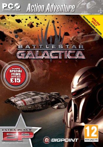 Battlestar Galactica (PC DVD) [UK IMPORT]