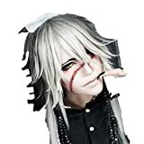 Mister Bear Kuroshitsuji Black Butler Undertaker Cosplay Costume Wig