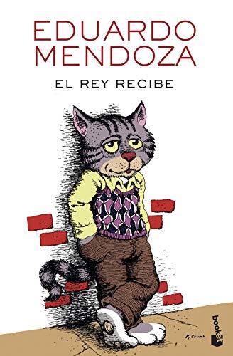 El rey recibe (Biblioteca Eduardo Mendoza)
