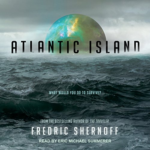 Atlantic Island audiobook cover art