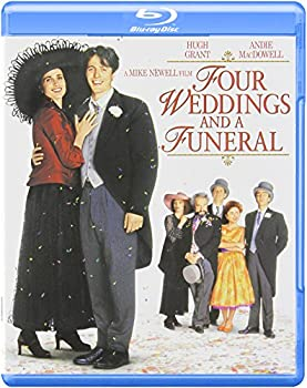 Four Weddings and a Funeral [Blu-ray]