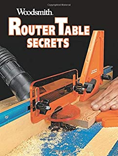 Router Table Secrets: Essential tools, techniques, and projects