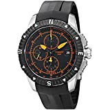 Tissot Men's T0624271705701 T-Navigator Swiss Automatic Chronograph Watch